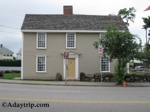 John Quincy Adams Home and birthplace in Quincy, MA