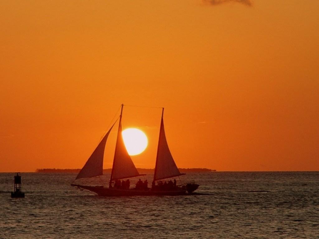 winter sun getaway Key West