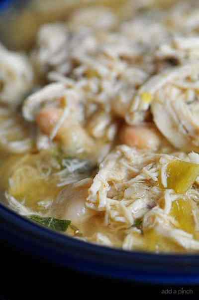 White Chicken Chili Recipe - Add a Pinch