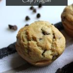 50 days of muffins: Chocolate Chip Muffins, Muffin #1