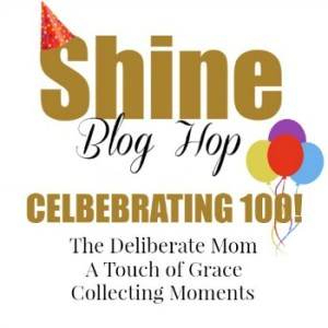 Shine Blog Hop #100