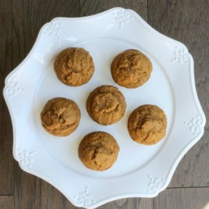 Pumpkin Muffins, A Simple Recipe: Muffin #15