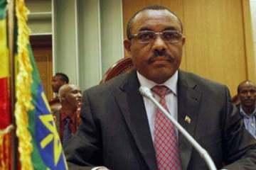 Deputy PM Hailemariam Desalegn