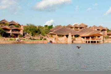 The Kuriftu resort and spa in Debre Zeit is one reckon about when talking of good service