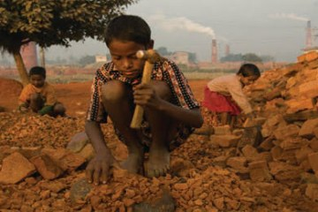 Child forced labor Photo Reuters