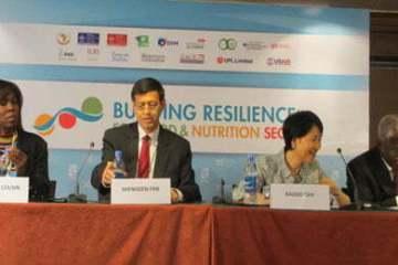 IFPRI Building Resilience 2020