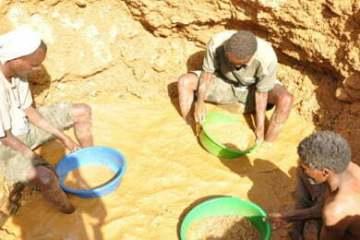 Extractive industry in Ethiopia
