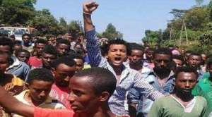 oromo students fresh protest
