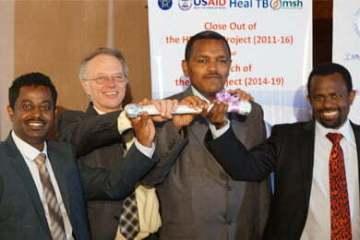 USAID- Ethiopia working to end TB