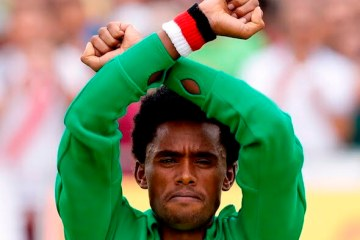 ADDITION Ethiopian Marathoner