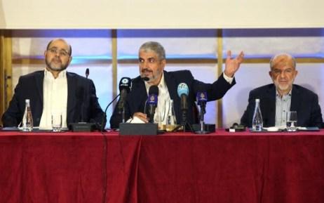 Hamas Khaled Meshaal