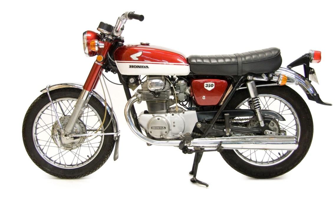 1972 Honda CB350