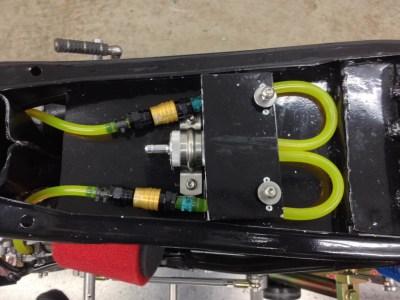 CB350 Fuel System 1