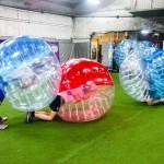 Bubble Soccer Team Building