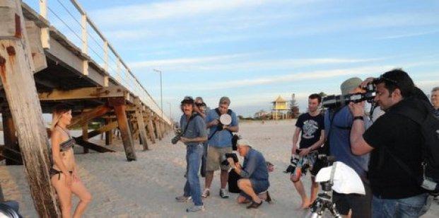 2014 – Workshop: Beach Photoshoot