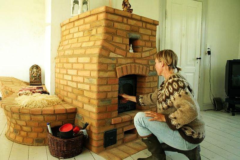 Строим печь для дома в картинках 57