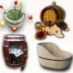 adelaparvu.com despre mesterul Szoke Tibor, cazi de baie lemn, butoaie, ciubere, putini, Foto Butaoie Harale