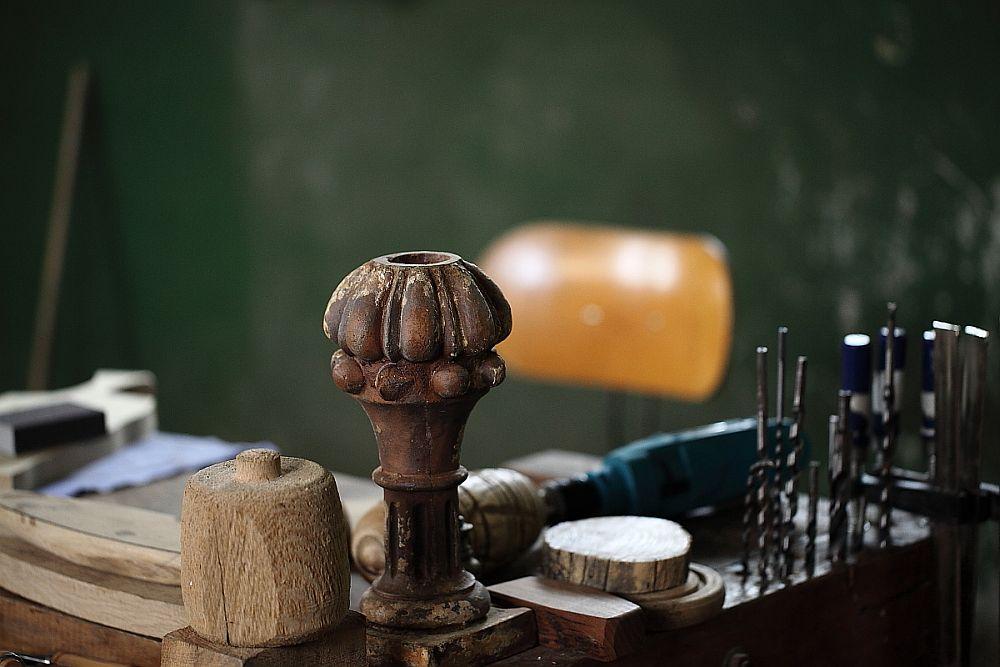 adelaparvu.com despre farfurii, boluri lemn, sfesnice lemn, sculpturi lemn, design Love Things, artist Florin Constantinescu (44)