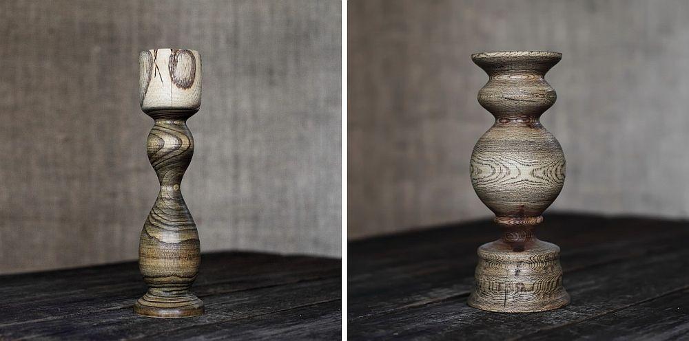 adelaparvu.com despre farfurii, boluri lemn, sfesnice lemn, sculpturi lemn, design Love Things, artist Florin Constantinescu (64)