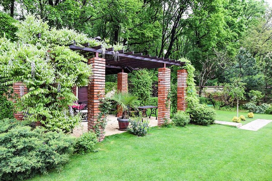 adelaparvu.com despre amenajare gradina Padurea Baneasa, arhitect Sorin Ciorapciu, Babylon Garden (12)