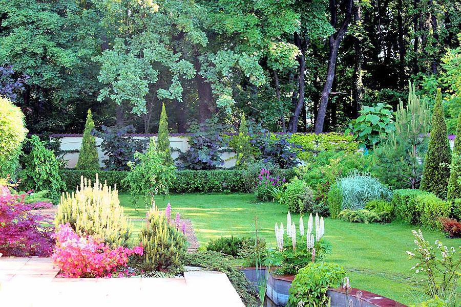 adelaparvu.com despre amenajare gradina Padurea Baneasa, arhitect Sorin Ciorapciu, Babylon Garden (5)