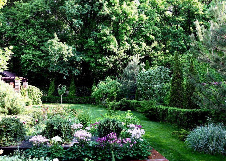 adelaparvu.com despre amenajare gradina Padurea Baneasa, arhitect Sorin Ciorapciu, Babylon Garden (9)