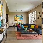 adelaparvu.com despre apartament modern cu motive africane, design Julia Kosova si Marina Korelskaya (1)