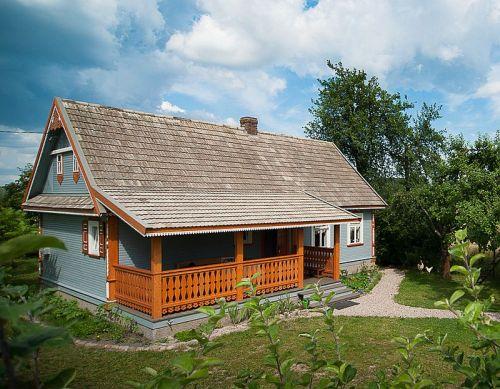 adelaparvu.com despre casa rustica Polonia, pensiune agroturisitica Korolowa Chata