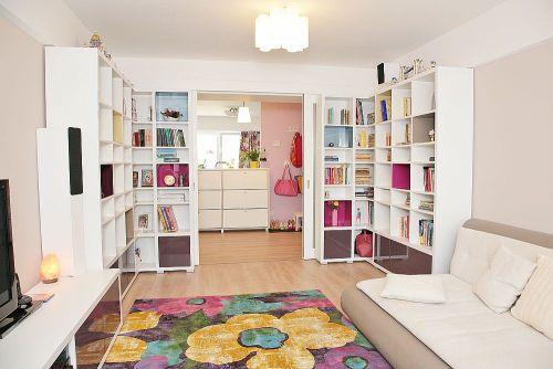 adelaparvu.com despre amenajare apartament Bucuresti, design interior Alia Bakutayan si Daniel Tufis - Valdecor (32)