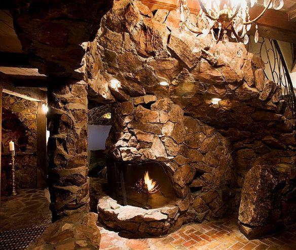 adelaparvu.com despre casa circulara in Aspen, casa SUA, foto NYT, Michael Brands (10)