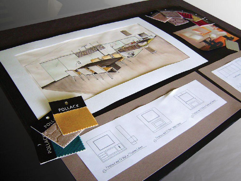 adelaparvu.com despre cum se lucreaza cu un designer de interior si cat costa, Proiectul (12)