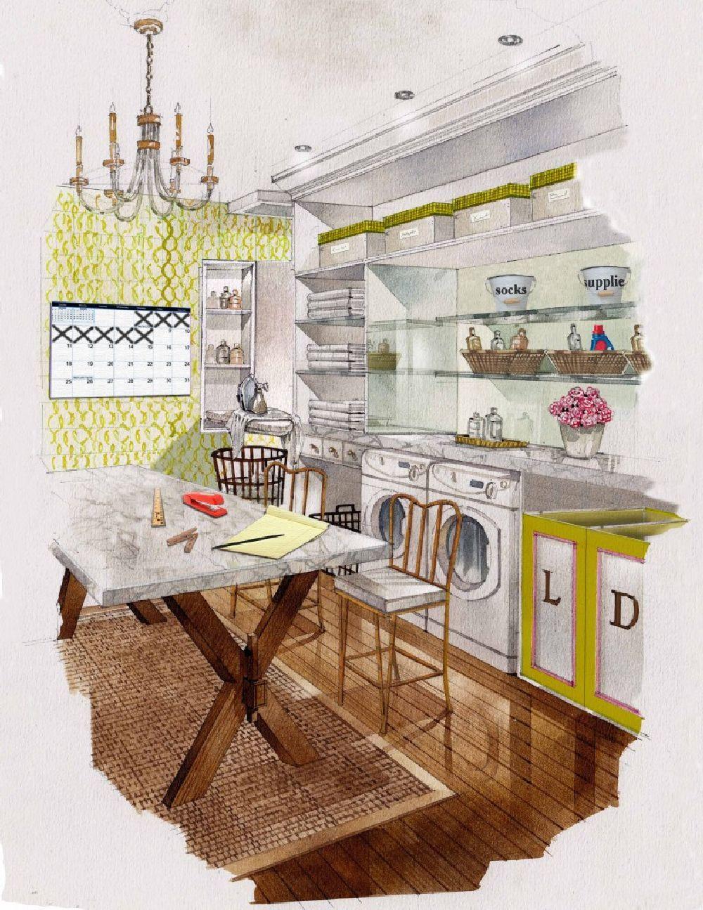 adelaparvu.com despre cum se lucreaza cu un designer de interior si cat costa, Proiectul (15)