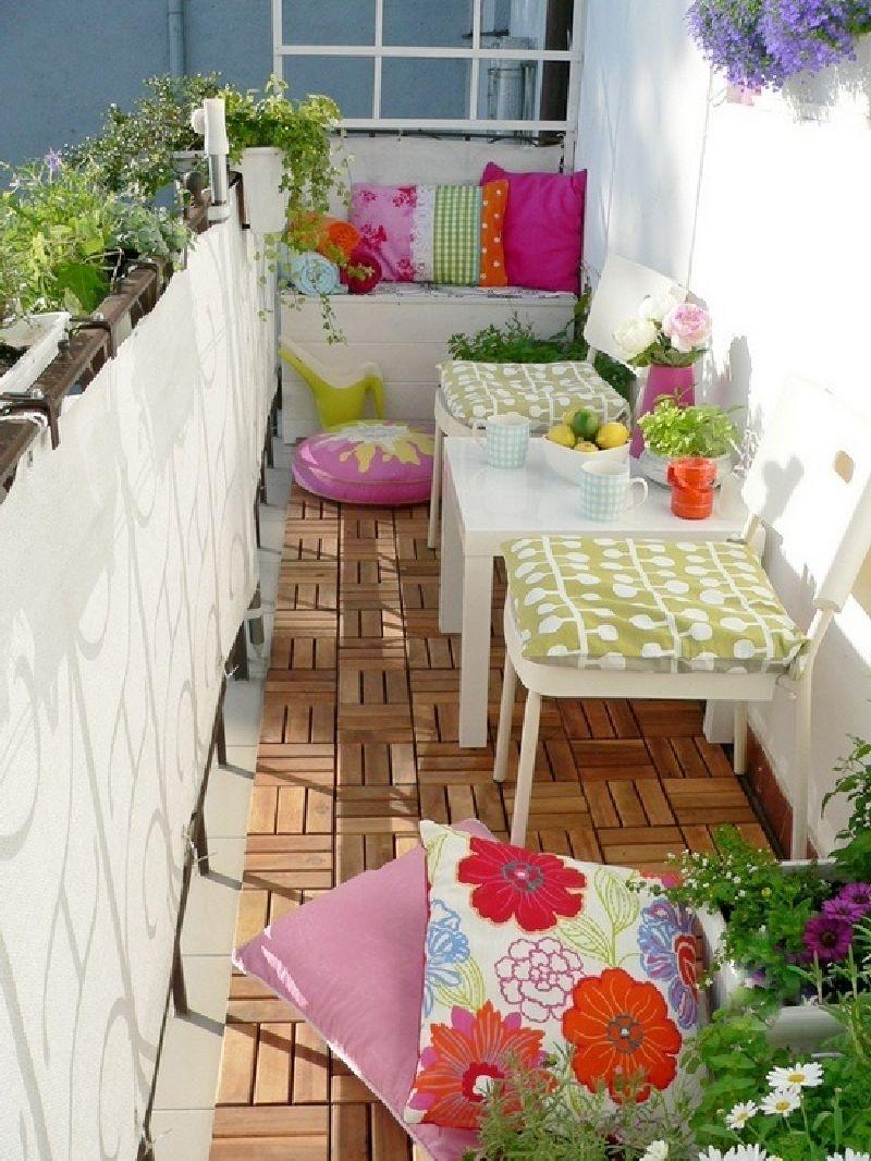 adelaparvu.com despre 50 de idei pentru amenajarea balconului (8)