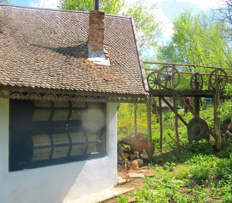 adelaparvu.com despre casa Ioanei Craciunescu, casa taraneasca romaneasca (31)