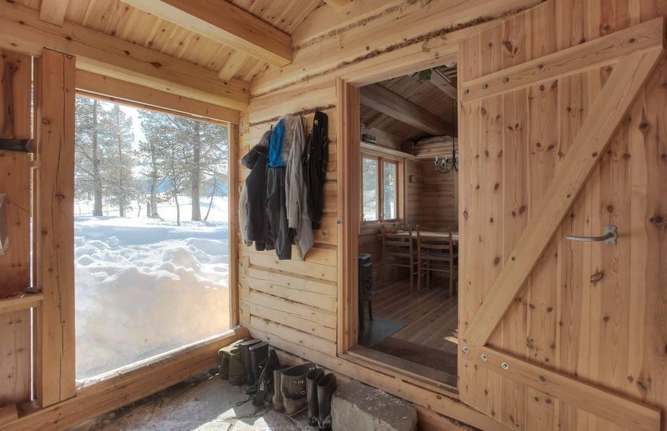 adelaparvu.com despre casa mica de vacanta, 11 mp, arhitectura Bendik Manum si arh Annelise Bjerkan, Foto Pasi Aalto (32)