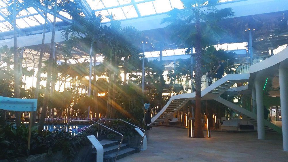 adelaparvu.com despre Therme Bucuresti, zona The Palm (22)