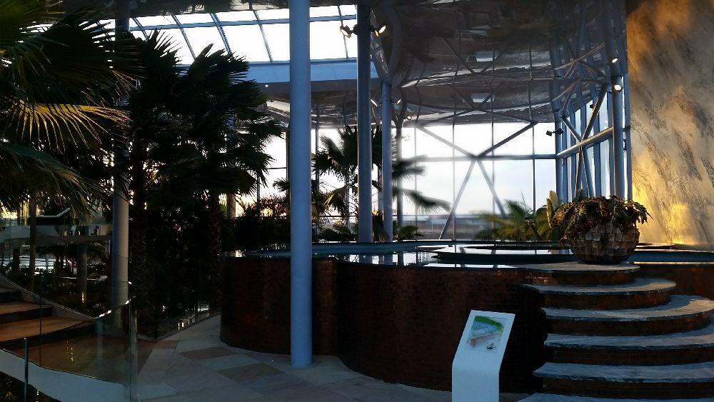 adelaparvu.com despre Therme Bucuresti, zona The Palm (40)