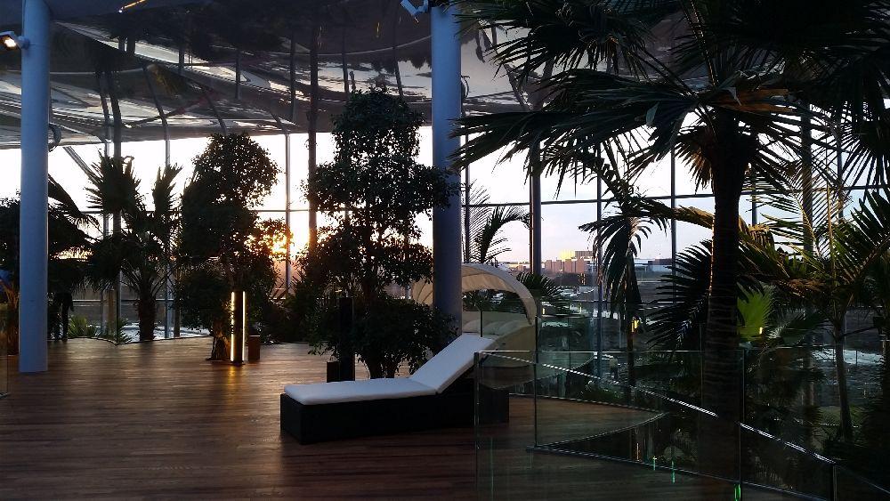 adelaparvu.com despre Therme Bucuresti, zona The Palm (45)