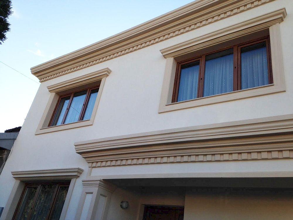 adelaparvu.com despre fatade exterioare redecorate cu profile decorative, lucrare CoArtCo (8)