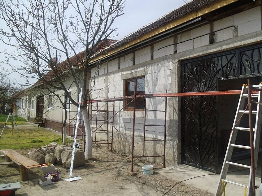adelaparvu.com despre constructii din BCA cu Macon, Foto Lazar Construct (1)