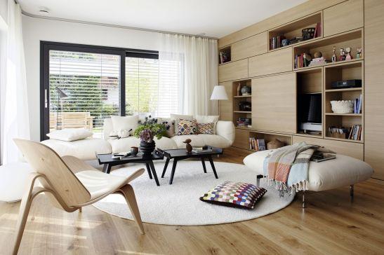 Ambient de living in trend anilor 5o reinterpretati de la Schwoerer Haus