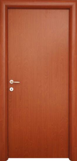 Usa plina de la Prodecor, pret 290 lei. In pret sunt incluse tocul drept de 80 mm si decorul fag.