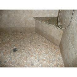 Small Crop Of Pebble Shower Floor