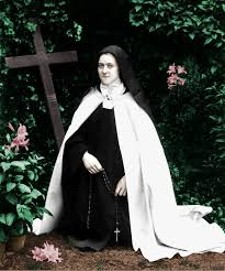 """""Quisiera, oh amado, [...] clavar en tierras infieles vuestra cruz gloriosa"" (Santa Teresita, Doctora de la Iglesia)"