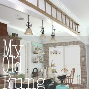 My Old Rung Ladder | A Diamond in the Stuff