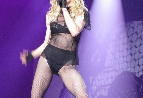 Madonna lucha contra el tiempo( y Taylor Swfit)