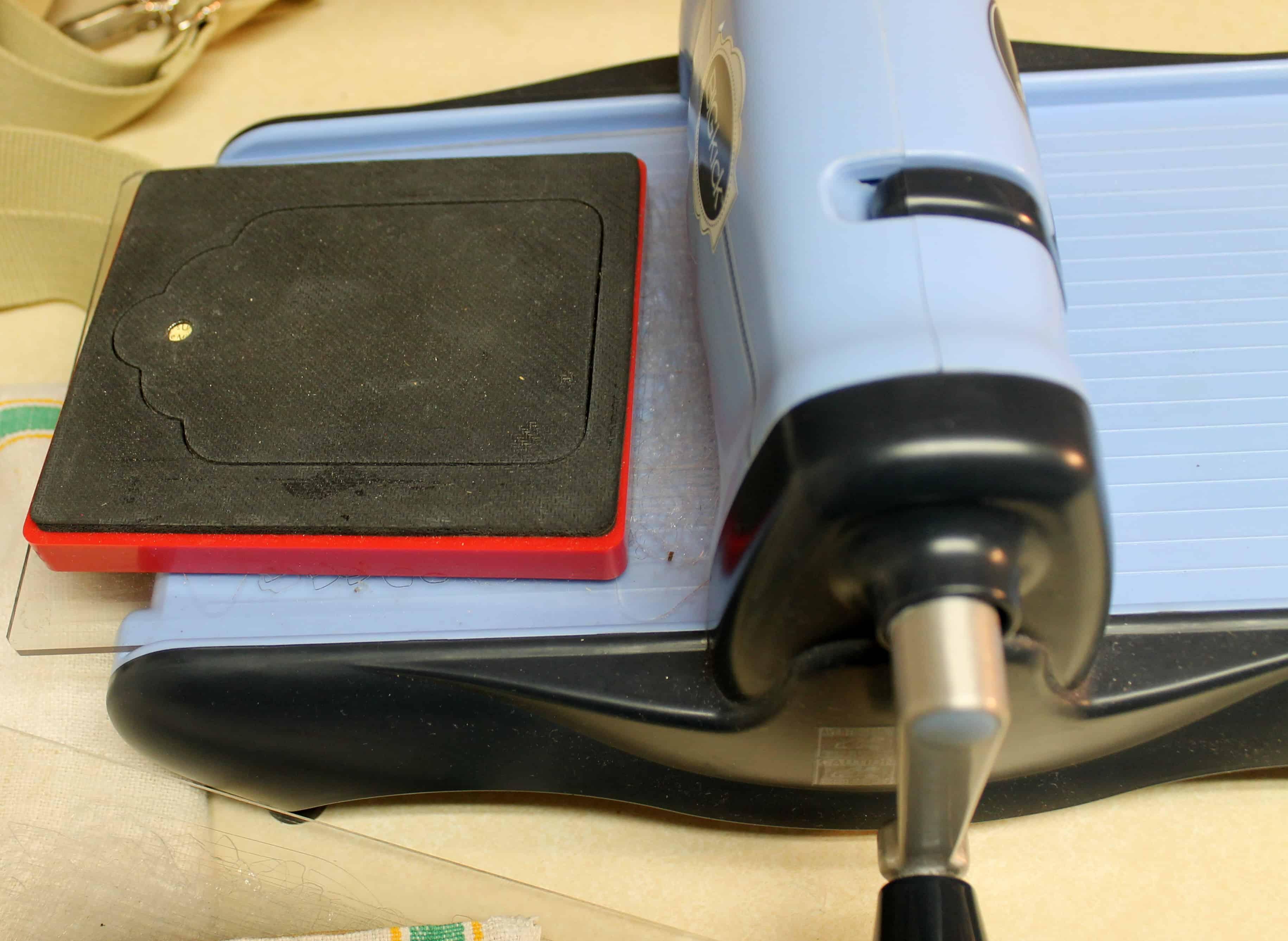 used big die cut machine