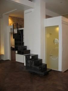 l'escalier jeu rangement