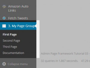 Create a Page Group
