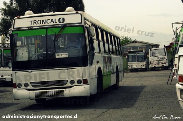 SC3735 - Torino G5 - Volvo - La Estrella - 406e